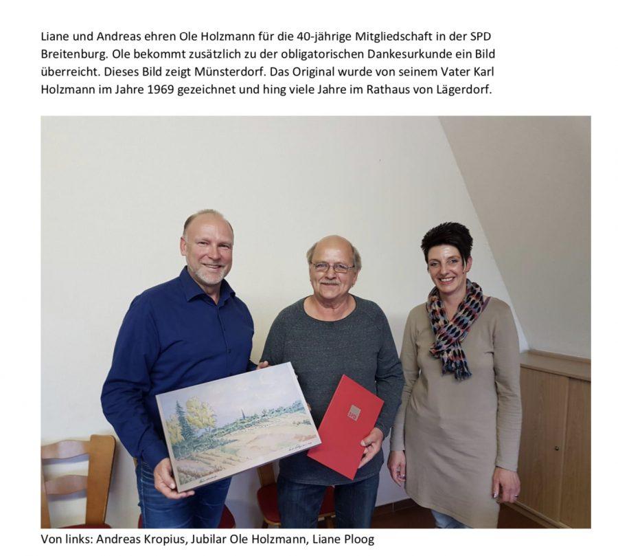 Ole Holzmann